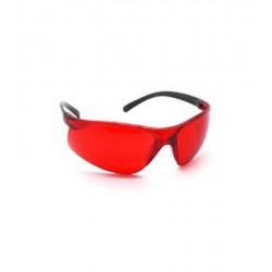 Legent Lux Safety Kırmızı Koruyucu Gözlük