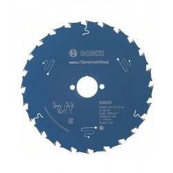Bosch 190x30 mm Expert For Construct Wood H Daire Testere Bıçağı 24 Diş