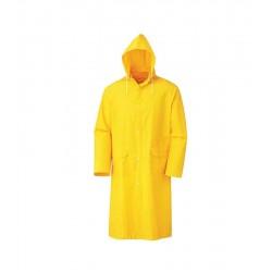 Yağmurluk XXL Sarı Fosforlu Pardesü