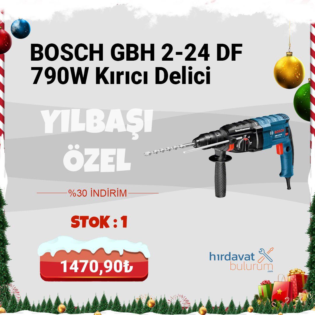Bosch Gbh 2-24 DF 790W Kırıcı Delici