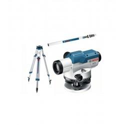 Bosch GOL26D + BT160 + GR500 Optik Hizalama