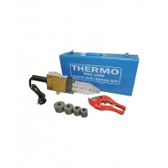 Gönen GD110 Termomax Plastik Boru Kaynak Makine Seti 1500W