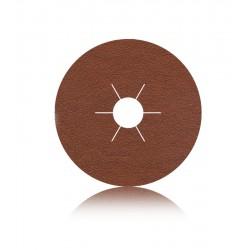 Karbosan 115x22 AO36 Fiber Disk Zımpara Düz