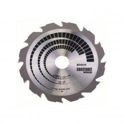 Bosch 190x30 mm Construch Wood Daire Testere Bıçağı 12 Diş