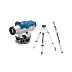 Bosch GOL20D + BT160 + GR500 Optik Hizalama