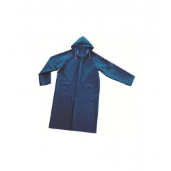 Yağmurluk Mavi Pvc XXL