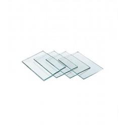 Kaynak Maske Camı Şeffaf 50x110 Küçük