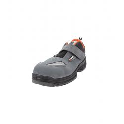 Demir 1217 S1 Çelik Burunlu Süet Ayakkabı No:36
