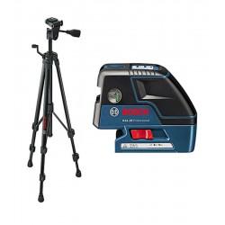 Bosch GCL25 + BT150 Hizalama Lazeri