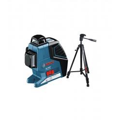 Bosch GLL3-80P + BT150 Düzlemsel Lazer
