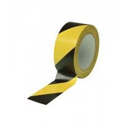 Megabond Globus Yer İşaretleme Bandı Sarı-Siyah 50 mm 30 mt