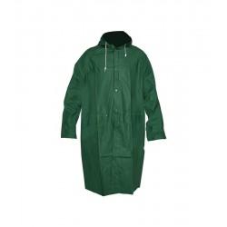 Yağmurluk Yeşil Pvc XL