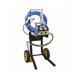 Dermix ZIP52 Diyafram Pompalı Boya Makinesi Seti