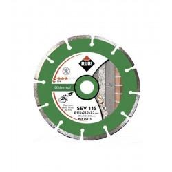 Rubi TSV115 Turbo Elmas Testere 115x22.2x1.4 mm