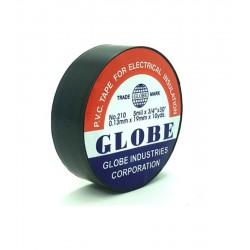 Globe 210 Siyah İzole Bant