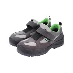 3V Z1 O1 40 Numara Çeliksiz Süet Ayakkabı