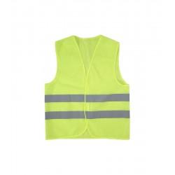 İkaz Yeleği Fosforlu Sarı