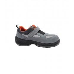 Demir 1217 S1 Çelik Burunlu Ayakkabı Süet No:45