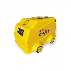 Omax YX250 Sıcak Soğuk Yıkama Makinesi 250 Bar