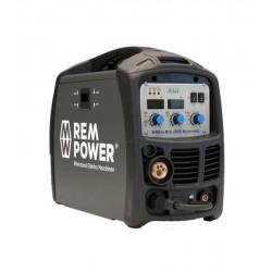 Rem Power MIG 200D Multi Gazaltı Kaynak Makinesi 200 Amp