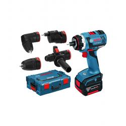 Bosch GSR18V-EC FC2 Akülü Delme Vidalama Makinesi Set