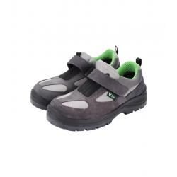 3V Z1 Çeliksiz Süet Ayakkabı No:38