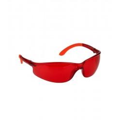 Legent Dynamic Kırmızı Koruyucu Gözlük