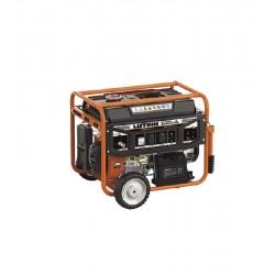 Lutian LT9000 F3 Benzinli Jeneratör 7.2 KW 380 V (Bakır Sargılı)