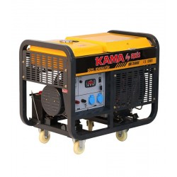 Kama By Reis KDL13500SE Dizel Jeneratör Marşlı Monofaze 11 kW