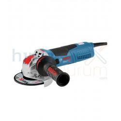 Bosch GWX 17-125125 mm 1700W Devir Ayarlı Avuç Taşlama