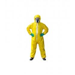 Starline 100PE04 L Beden Kimyasal Tulum Sarı